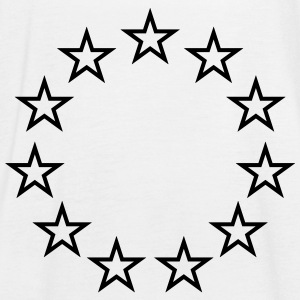 Circle of Stars Tops - Frauen Tank Top von Bella