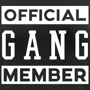 official gang member T-Shirts - Frauen T-Shirt atmungsaktiv