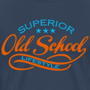 old school sign T-Shirts - Men's Premium T-Shirt