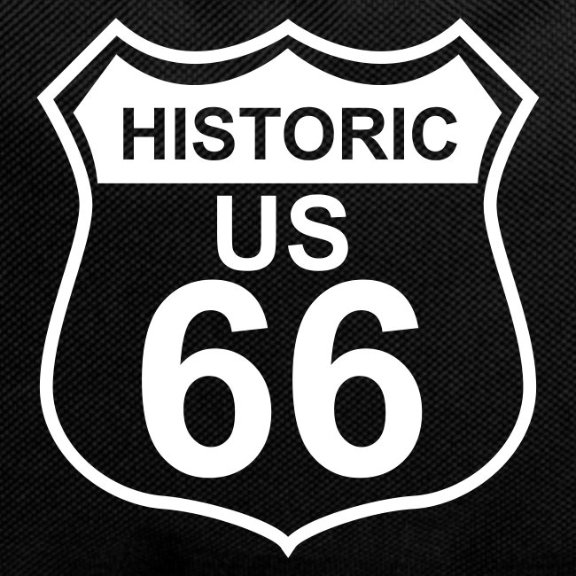 Rucksack Historic US 66