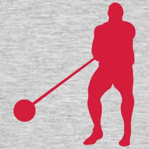Hammer throw 26012 T-Shirts - Men's T-Shirt
