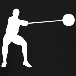 lancer marteau hammer throw 2601 Tee shirts - T-shirt Premium Homme