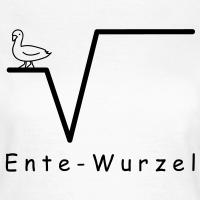 "Nerd T-Shirts mit ""Ente Wurzel"""