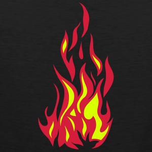 flame fire 2501 Sports wear - Men's Premium Tank Top