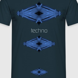 techno seeds T-Shirts - Männer T-Shirt