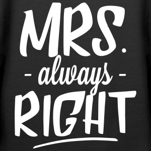 Mrs. Always Right Pullover & Hoodies - Frauen Premium Hoodie