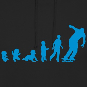 Evolution Skateboard 2101 Pullover & Hoodies - Unisex Hoodie