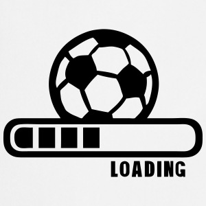 football ballon loading progression Tabliers - Tablier de cuisine