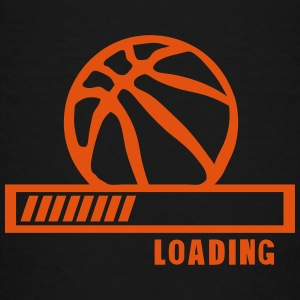 Basketball ballon loading progress bar Shirts - Kids' Premium T-Shirt