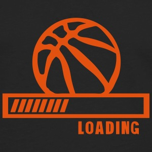 basketball ballon loading progression Manches longues - T-shirt manches longues Premium Homme