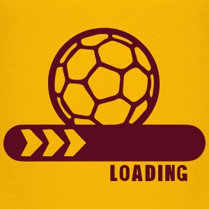 handball ballon loading progress bar Shirts - Kids' Premium T-Shirt
