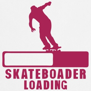 skateboarder loading progress bar 2  Aprons - Cooking Apron