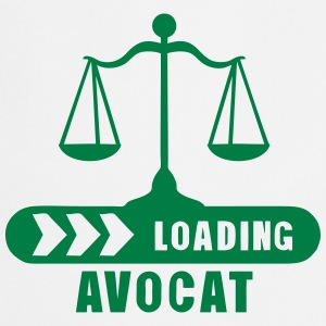 avocat loading barre progression balance Tabliers - Tablier de cuisine