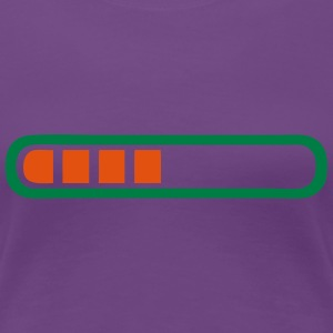 loading progress bar 1014 T-Shirts - Women's Premium T-Shirt
