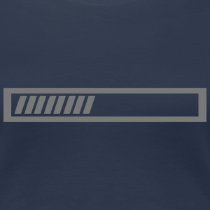 loading progress bar 2101 T-Shirts - Women's Premium T-Shirt