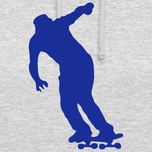 skateboard skateboarder 2101 Sweat-shirts - Sweat-shirt à capuche unisexe