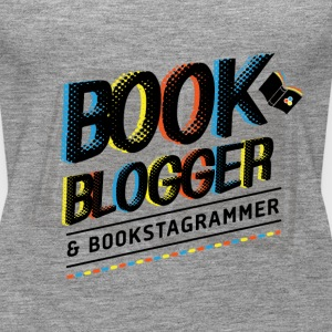 BookBlogger Tops - Women's Premium Tank Top