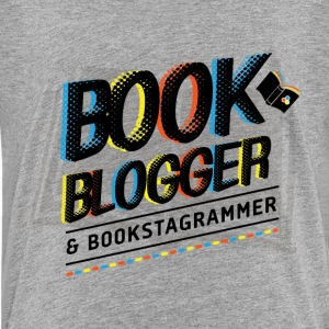 BookBlogger Shirts - Teenage Premium T-Shirt