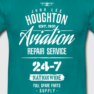 John Lee Houghton T-shirts - Herre-T-shirt