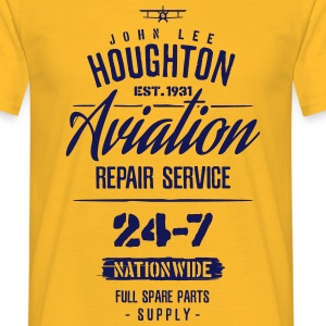 John Lee Houghton - Shirt Version T-Shirts - Männer T-Shirt