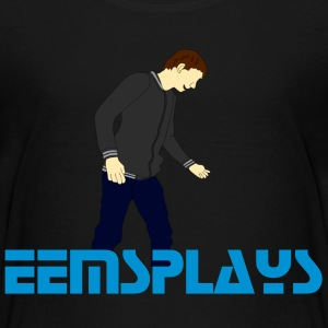 eemsplays Premium tee - Teenage Premium T-Shirt