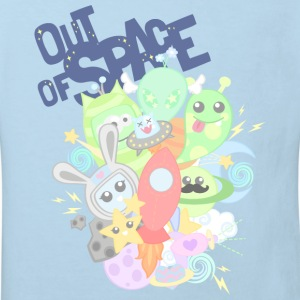 Monsters out of Space - Kinder Bio-T-Shirt