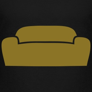couch chair_2502 Shirts - Kids' Premium T-Shirt