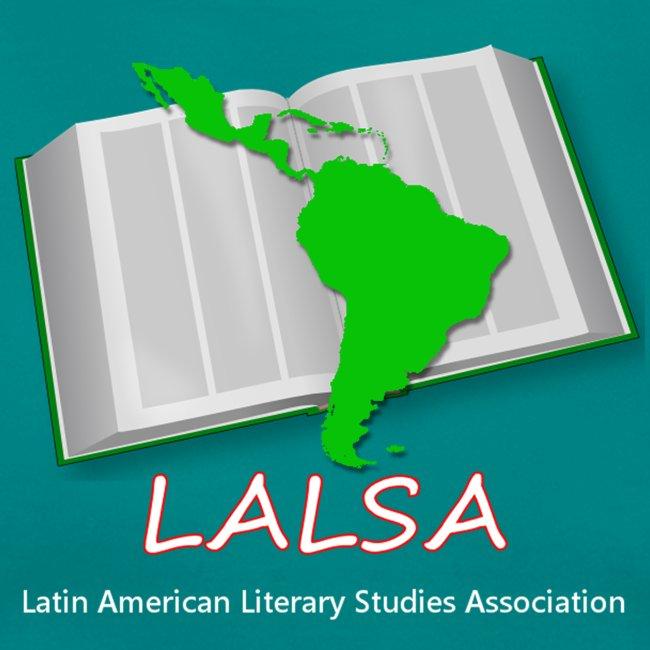 LALSA Womens T-shirt w/Light lettering