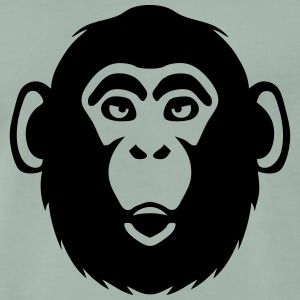 monkey chimpanzee 1 T-Shirts - Men's Premium T-Shirt