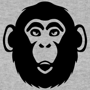 monkey chimpanzee 1 Hoodies & Sweatshirts - Men's Sweatshirt