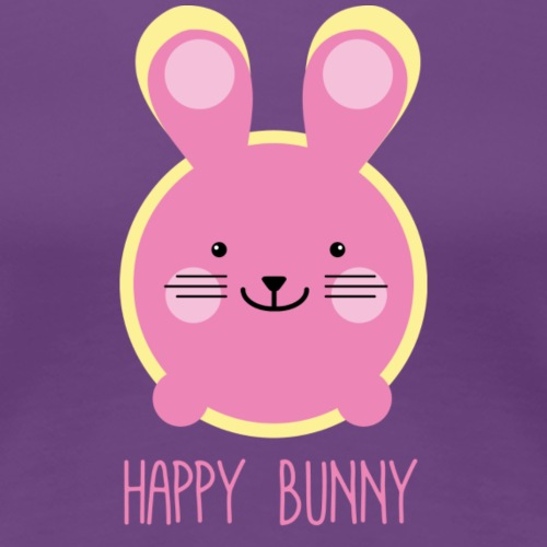 Happy Hase in Pink