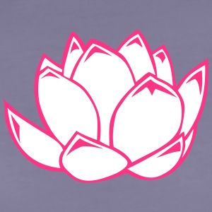 lotus flower 2 T-Shirts - Women's Premium T-Shirt