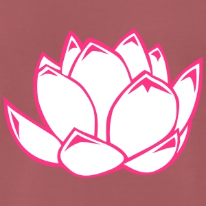 lotus flower 2 T-Shirts - Men's Premium T-Shirt