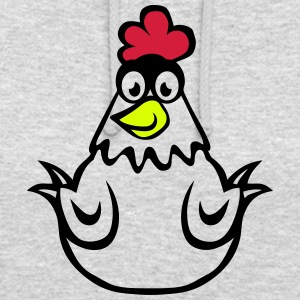 poule dessin chicken 1401 Sweat-shirts - Sweat-shirt à capuche unisexe