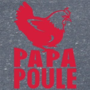 papa poule 1401 Tee shirts - T-shirt Homme col V