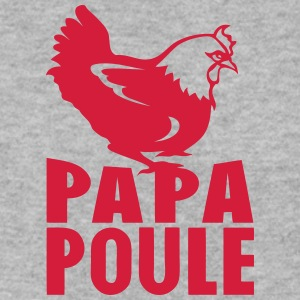 papa poule 1401 Sweat-shirts - Sweat-shirt Homme