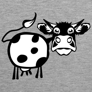 cow drawing 1301 Sports wear - Men's Premium Tank Top