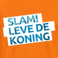 Ontwerp ~ SlamFM feest Koningsdag t-shirt