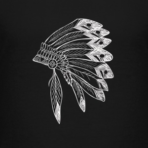 Apache  Shirts - Teenage Premium T-Shirt