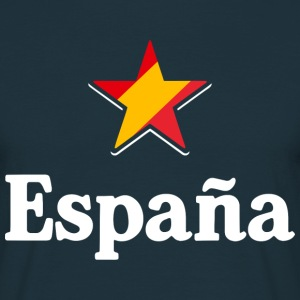 Espana (dark) T-Shirts - Men's T-Shirt