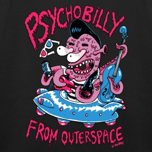 psychobilly from outerspace Sweats - Pull à capuche Premium Enfant
