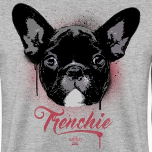 Frenchie - Männer Pullover