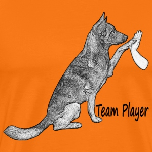 Mali Team Player. - Männer Premium T-Shirt