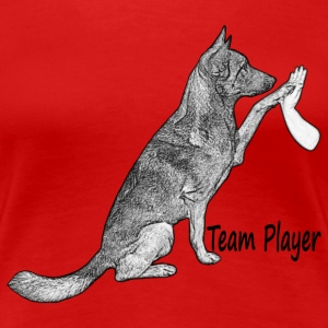Mali Team Player. - Frauen Premium T-Shirt