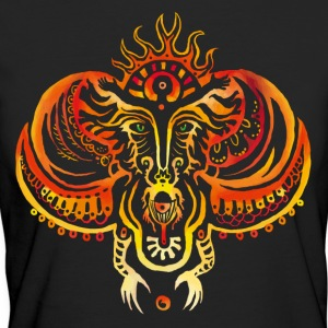 The Sun Starlight Dragon T-Shirts - Frauen Bio-T-Shirt