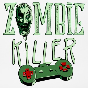 zombie_killer_gamer_03201602 Sonstige - Mousepad (Querformat)