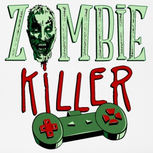 zombie_killer_gamer_03201601 Sonstige - Mousepad (Querformat)