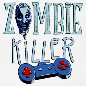 zombie_killer_gamer_03201603 Sonstige - Mousepad (Querformat)