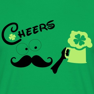 cheers st.Patty's drink Men's T-Shirt - Men's T-Shirt