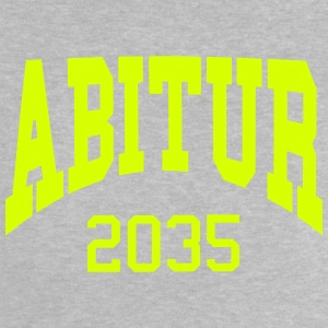 Abitur 2035 Collegestyle Baby T-Shirts - Baby T-Shirt